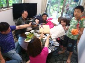 7/15(日) 7月生まれの会 お誕生日ぱーちー