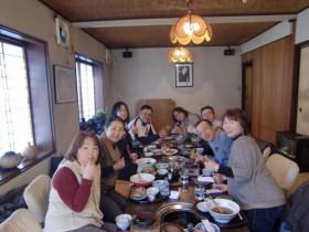 2/16(土) あづま藩 ランチ会 バーベキューあらはた