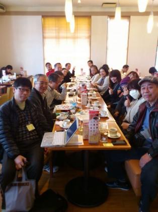 3/2(土) 航空公園大花見大会 第2回実行委員会